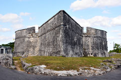 Fort Fincastle. Historic Fort Fincastle in Nassau, Bahamas Stock Photography