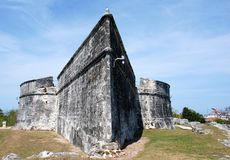 Fort Fincastle Royalty Free Stock Images