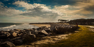 Fort Fisher Royaltyfria Foton