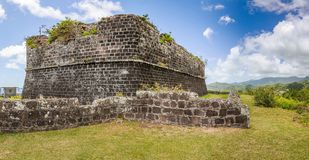 Free Fort Frederick`s Panoramic In Grenada Royalty Free Stock Image - 90616636