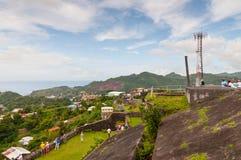 Fort Frederick, St.George's, Grenada Stock Photo