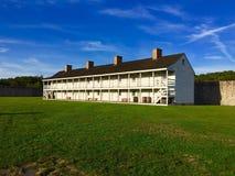Fort Fredrickson Stock Afbeeldingen