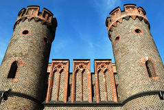 Fort Fridrichsburg, Kaliningrad, Rusland Royalty-vrije Stock Fotografie