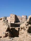 Fort of fujairah in uae Stock Photo