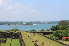 Fort Gale. royalty free stock images