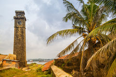The fort in Galle Stock Images