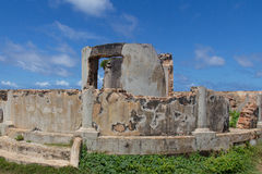 Fort of Galle in Sri Lanka Stock Photo