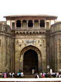 Fort Gates. The gate of an ancient fort in India Royalty Free Stock Image