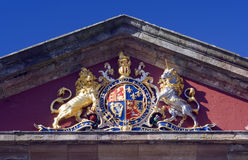 Fort George Royalty Free Stock Images