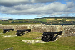 Fort George Stock Photography