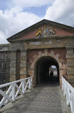 Fort George, Ecosse, R-U Photos libres de droits