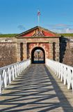 Fort George Inverness Arkivbilder
