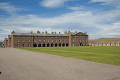 Fort George military base Stock Photography