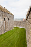 Fort George Moat Royalty Free Stock Photography