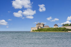 Fort George National Historic Site, at Niagara-on- Royalty Free Stock Photos