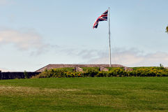 Fort George, Ontario Canada. Image of Fort George in Ontario Canada Stock Photos