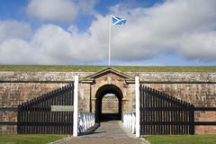 Fort George Royalty Free Stock Image