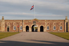 Fort George, Scotland Royalty Free Stock Image