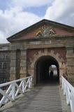 fort George Scotland wielkiej brytanii Zdjęcia Royalty Free