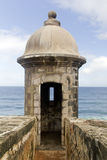 Fort Gr Morro - Puerto Rico Stock Afbeelding