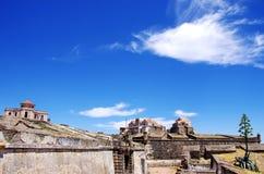 Fort of Graça, Elvas Stock Photos