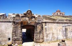 Fort of Graça, Elvas, Portugal Stock Image