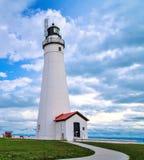 Fort Gratiot Lighthouse Stock Image
