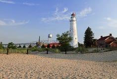 Fort Gratiot Sommer Lizenzfreie Stockfotos