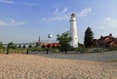 Fort Gratiot Summer Royalty Free Stock Photos