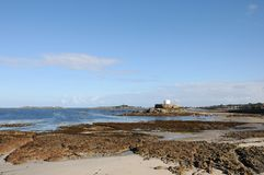 Fort Grey, Guernsey Stock Images