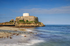 Fort Grey Guernsey Stock Images