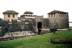Fort, Guatemala Stock Photo