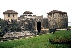 fort guatemala Arkivfoto