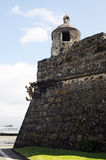 Fort in Ponta Delgada Stock Photography
