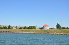Fort Henry in Kingston, Canada Stock Photos