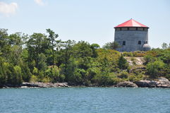 Fort Henry in Kingston, Canada Stock Photography