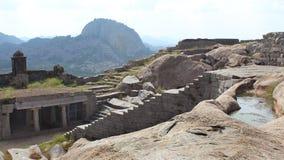 Fort hills Stock Image