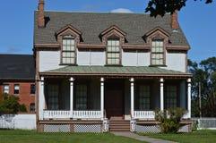Fort historique Wayne Detroit MI Images libres de droits