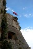Fort in Hvar Royalty Free Stock Images