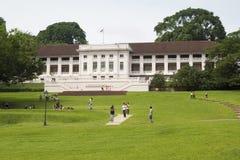 Fort Inblikkend Park Royalty-vrije Stock Afbeelding