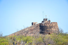 Fort in india Royalty Free Stock Photos