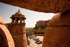 Fort Jaisalmer Stock Image