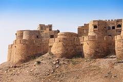 Fort in Jaisalmer Stock Photography