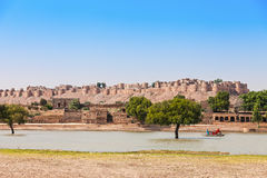 Fort in Jaisalmer Royalty Free Stock Image