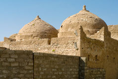 Fort Jalan Bani Bu Ali, Sultanate of Oman Stock Photos