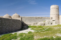 Fort Jalan Bani Bu Ali, Sultanate of Oman Stock Images