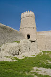Fort Jalan Bani Bu Ali, Sultanate of Oman Royalty Free Stock Photos