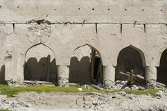 Fort Jalan Bani Bu Ali, Sultanate of Oman Stock Image