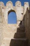 Fort Jalan Bani Bu Ali, Sultanate of Oman Stock Images