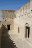 Fort Jalan Bani Bu Ali, Sultanate of Oman Stock Photography
